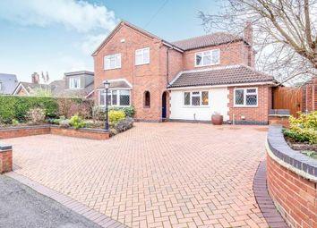 Thumbnail 4 bed detached house for sale in Botts Lane, Appleby Magna, Swadlincote, Derbyshire