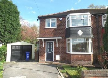 Thumbnail 3 bed semi-detached house to rent in Jayton Avenue, Manchester, Greater Manchester