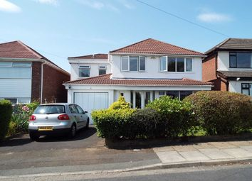 Thumbnail 4 bed detached house for sale in Ferndale Avenue, Whitefield, Manchester