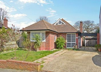 Thumbnail 5 bedroom detached bungalow for sale in Liphook Crescent, Forest Hill, London
