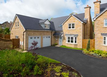Thumbnail 4 bed detached house for sale in The Grosvenor, Bingley Road, Menston, Leeds