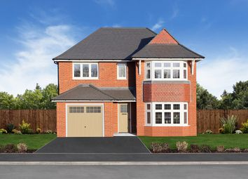 Thumbnail 3 bed detached house for sale in Barrow Road, Clitheroe, Lancashire