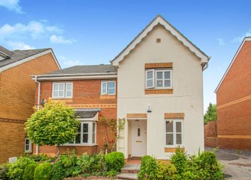 Thumbnail 4 bedroom detached house for sale in Ragnall Close, Thornhill, Cardiff