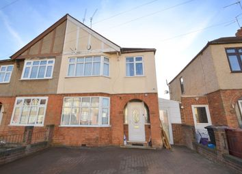 Thumbnail 3 bed semi-detached house for sale in Whitehills Way, Whitehills, Northampton