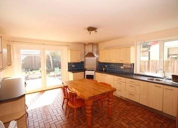 Thumbnail 4 bed semi-detached house to rent in Hook Road, Surbiton