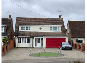 Thumbnail 4 bed detached house for sale in Wrights Green Lane, Bishop's Stortford