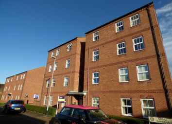 Thumbnail 2 bed flat to rent in Bodill Gardens, Hucknall, Nottingham