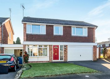 Thumbnail 5 bed detached house for sale in The Lindens, Stone