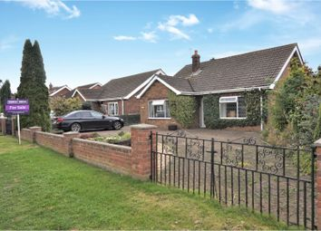 Thumbnail 3 bed detached bungalow for sale in Church Lane, North Killingholme