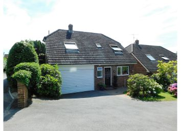 Thumbnail 4 bed detached house for sale in Collingwood Rise, Heathfield