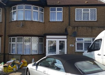 Thumbnail 4 bed terraced house to rent in Eastcote Avenue, South Harrow