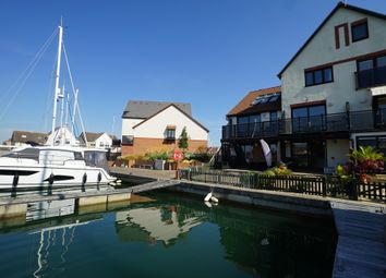 Coverack Way, Port Solent, Portsmouth PO6. 3 bed town house for sale