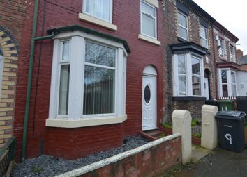 Thumbnail 2 bed terraced house to rent in Lever Terrace, Tranmere, Birkenhead