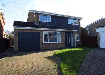 Thumbnail 4 bed detached house for sale in Drome Close, Coalville, Leicestershire