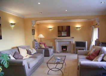 Thumbnail 4 bed detached house to rent in Kitts Moss Lane, Bramhall, Stockport
