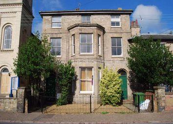 Thumbnail 2 bedroom flat to rent in Station Street, Swaffham, Norfolk