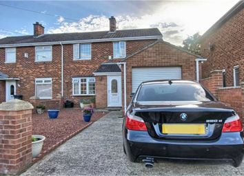 Thumbnail 3 bedroom semi-detached house for sale in Penrith Road, Middlesbrough, North Yorkshire