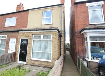 Thumbnail 3 bed semi-detached house for sale in Gateford Road, Worksop