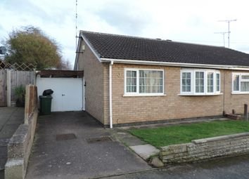 Thumbnail 2 bed bungalow to rent in Beechwood Avenue, Leicester, Leicestershire