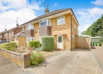 Thumbnail 3 bed semi-detached house for sale in Cootes Avenue, Horsham