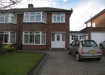 3 bed semi-detached house to rent in Briardene Crescent, Gosforth NE3
