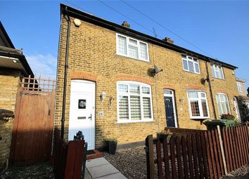 Thumbnail 2 bed end terrace house to rent in Wolseley Road, Rush Green, Romford