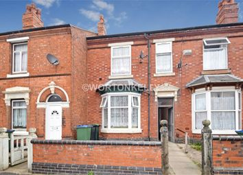 Thumbnail 4 bedroom terraced house for sale in Grange Road, West Bromwich, West Midlands