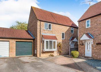 Thumbnail 4 bed detached house for sale in Glebe Road, Stilton, Peterborough