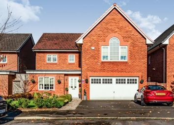Thumbnail 4 bed detached house for sale in Boothdale Drive, Audenshaw, Manchester, Greater Manchester