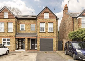 Thumbnail 4 bed semi-detached house for sale in Darell Road, Kew, Richmond