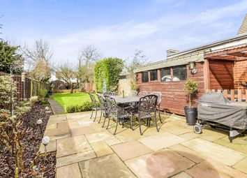Thumbnail 3 bed detached house for sale in Ruxley Lane, West Ewell, Epsom