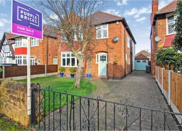 4 bed detached house for sale in Davies Road, West Bridgford NG2