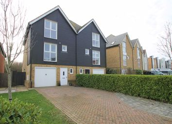 3 bed semi-detached house for sale in Paxton Avenue, Hawkinge, Folkestone CT18