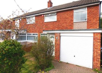 Thumbnail 3 bed semi-detached house for sale in Farington Drive, Marton-In-Cleveland, Middlesbrough