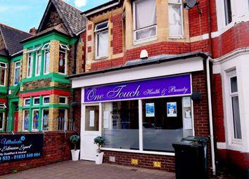Thumbnail 2 bedroom flat to rent in Caerleon Road, Newport