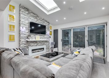 Thumbnail 4 bed end terrace house to rent in Radnor Road, London
