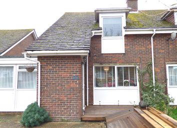 Thumbnail 4 bed semi-detached house for sale in Coombe Shaw, Ninfield, Battle