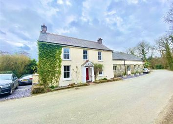 Thumbnail 3 bed detached house for sale in Llanfyrnach
