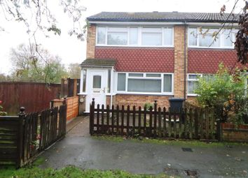 Thumbnail 3 bed property to rent in Westfield Close, Cheshunt