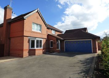 Thumbnail 4 bedroom detached house for sale in Kingsdale Grove, Chellaston, Derby