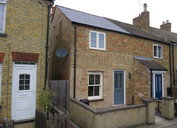 Thumbnail 2 bedroom end terrace house for sale in Cambridge Road, Ely