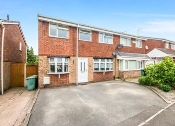 Thumbnail 5 bed semi-detached house for sale in Furzebank Way, Willenhall, West Midlands