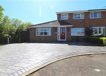 Thumbnail 3 bed property for sale in Elmfield Drive, Preston