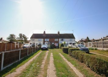 Thumbnail 2 bed terraced house to rent in Wick Road, Colchester