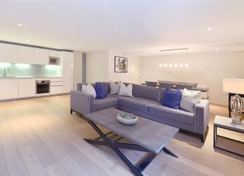 Thumbnail 3 bed flat to rent in Merchant Square East, Paddington, London