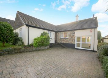 Thumbnail 3 bed detached bungalow for sale in Perranwell Station, Truro, Cornwall