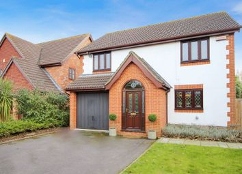 Thumbnail 4 bed detached house for sale in Hemmings Close, Sidcup