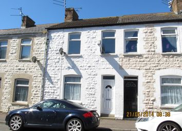 Thumbnail 2 bedroom terraced house to rent in Evans Street, Barry