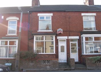 Thumbnail 3 bed terraced house to rent in Burke Street, Scunthorpe, Lincolnshire