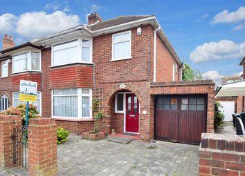 Grove Road, Ramsgate, Kent CT11. 3 bed semi-detached house